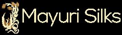 Mayuri Silks logo footer